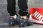 Мужские кроссовки Nike 95 (Темно-синие) весна-осень, фото 3