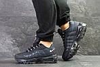 Мужские кроссовки Nike 95 (Темно-синие) весна-осень, фото 2