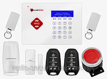 Комплект беспроводной охранной сигнализации PoliceCam GSM 66A Base
