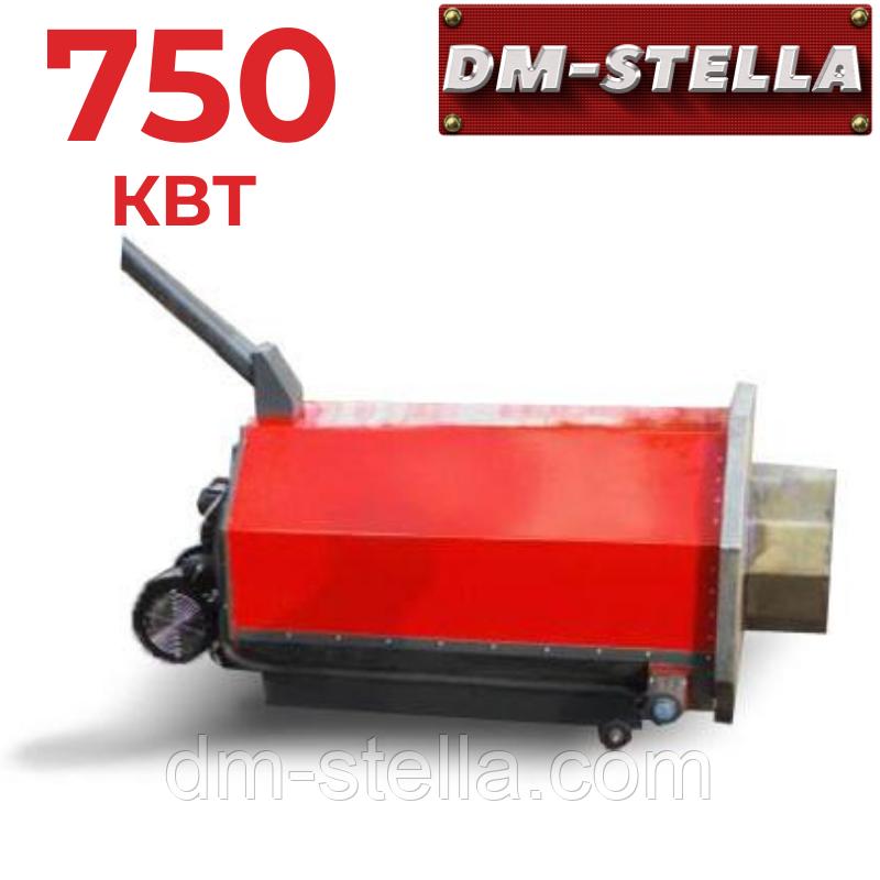 Пеллетный предтопок 750 кВт (пеллетная горелка высокой мощности) DM-STELLA