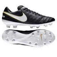 Бутсы пластик Копы Nike Tiempo Legacy II FG 819218-010(01-09- 7521f6c4d79d9