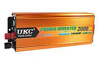 Преобразователь напряжения 2000W 24V gold AC/DC SSK VCK, фото 1
