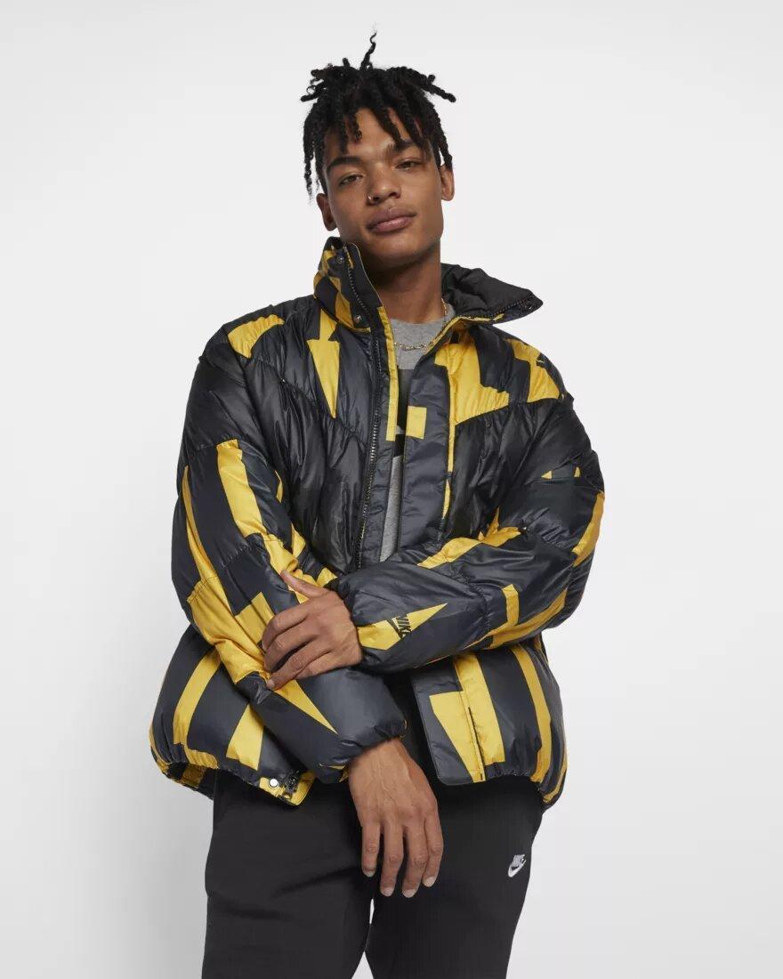 Куртка Nike Sportswear Down Fill Jacket 928889 752 (Оригинал)