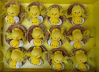 Цыплята 12шт