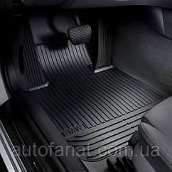 Комплект оригинальных ковриков BMW 5 (F07 GT) Gran Turismo (51472152348 / 51472346808)