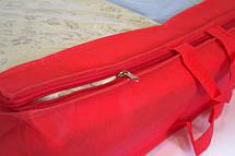 Сумка-чехол для хранения вещей\одеял\подушек L (красный), фото 3