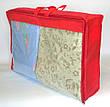 Сумка-чехол для хранения вещей\одеял\подушек L (красный), фото 2