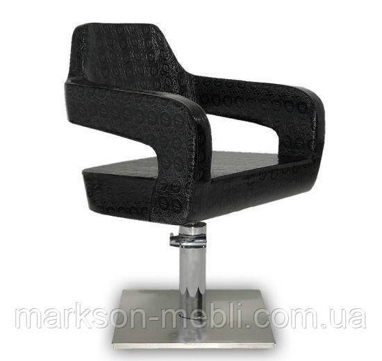 Парикмахерское кресло Veneziaчерное