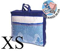 Сумка для хранения демисезонных и детских вещей XS (синий)