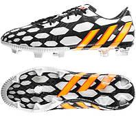 Бутсы пластик Копы Adidas Predator Instinct FG M19888 ОРИГИНАЛ!(01-09-07) 46.5