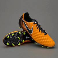 Бутсы пластик Nike Magista Onda II FG 844411-801(01-08-06) 42, фото 1