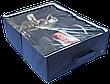 Органайзер для обуви на 6 пар ORGANIZE (джинс), фото 2
