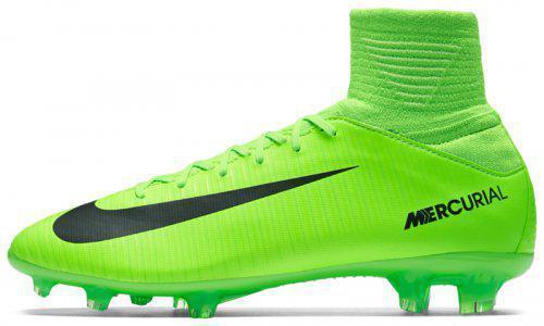 f2a3ee6b Бутсы пластик детские Бутсы Nike Mercurial Superfly Kids V FG 831943-303(01-