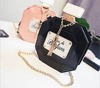 Сумка клатч на цепочке Parfum, фото 1