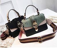 Комбинированная женская сумка Milania, фото 1