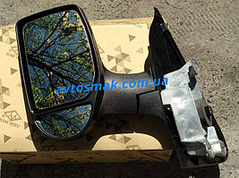 Зеркало левое электро с обогревом TRANSIT -06