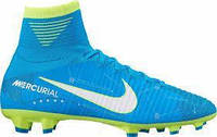 Бутсы пластик детские Nike Mercurial Superfly V DF NJR FG Junior 921483-400(01-17-06) 36.5