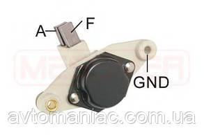Реле регулятор генератора Audi, Bmw, Fiat, Ford, Lada, Opel, Peugeot, Seat, Suzuki, Volvo, Vw