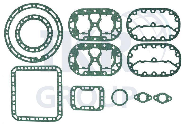 Комплект прокладок уплотнительных компрессора Bitzer 4EC-6.2Y