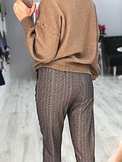 Женские укорочённые штаны с карманами , фото 3