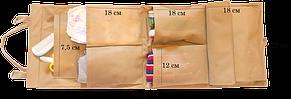 Подвесной кармашек для ребенка в садик (бежевый), фото 2