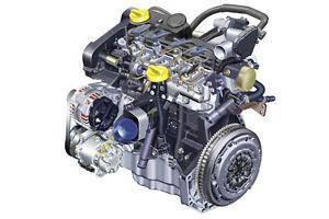 Двигатель K9K 1.5dci с 2008г.