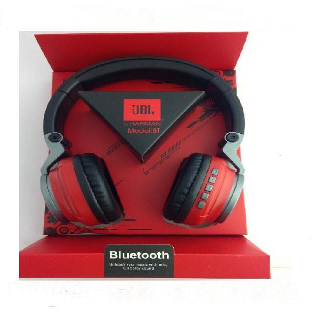 Беспроводные Bluetooth наушники JBL6/S400BT