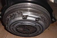 Маховик корзина диск сцепления комплект VW Polo 1.4 AGSK03C141025D / 023082000342
