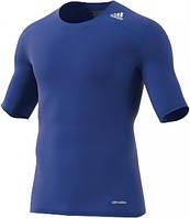 Короткий рукав Термобелье Adidas Techfit Base Short Sleeve Tee AJ4972(02-08-14-01) L