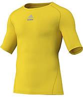 Короткий рукав Термобелье Adidas TECHFIT CUT O02367 , ОРИГИНАЛ(02-08-14-02) M