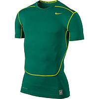 Короткий рукав Термобелье Nike CORE COMPRESSION SS TOP 449792-346 Оригинал(02-08-06-02) S