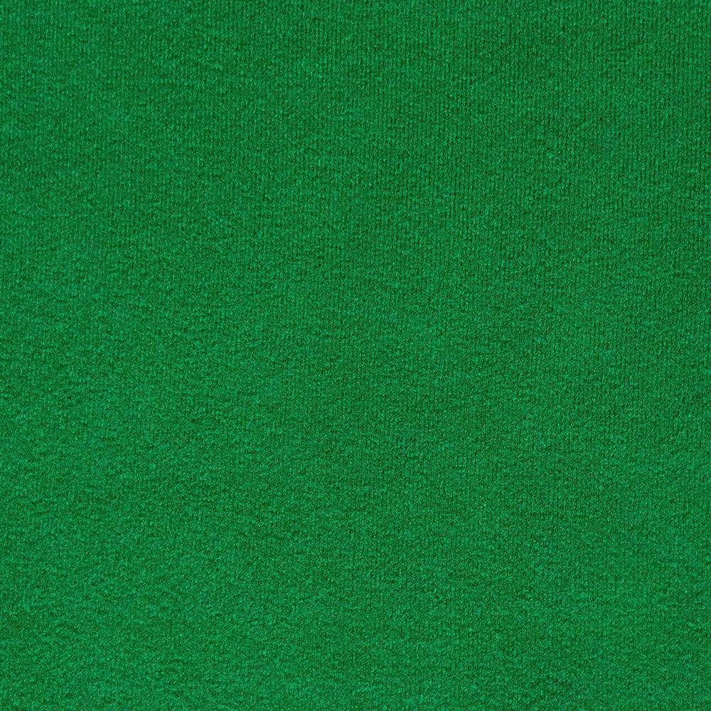 Велкро ткань / VELCRO, Корея, ЗЕЛЕНАЯ (мелкая), 28х45 см