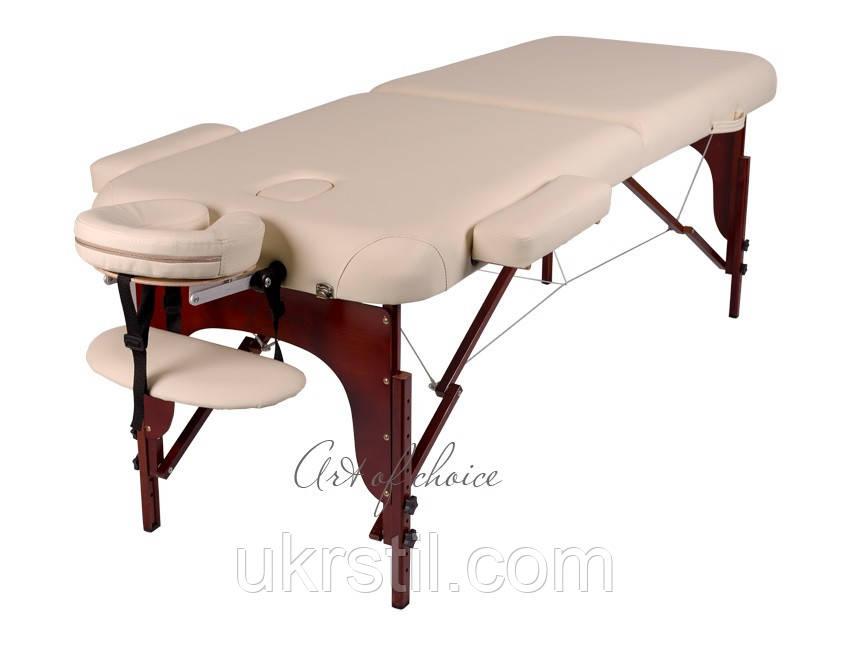 Складной массажный стол BAS