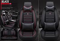 Модельные чехлы Buick на передние и задние сиденья автомобиля Honda Civic + подушки