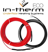 Двужильный нагревательный кабель IN-THERM ECO PDSV 20 (Чехия), фото 1