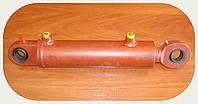 Гидроцилиндр поршень Ø40, L-400мм, шток - ø35, длина хода - 200мм