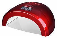 УФ/LED лампа для манікюру Sun SUN1S Red