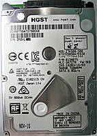 Жесткий диск HDD 500GB 7200rpm 32MB SATA III 2.5 Slim Hitachi HTS725050A7E630 уценка CF0VL7PK
