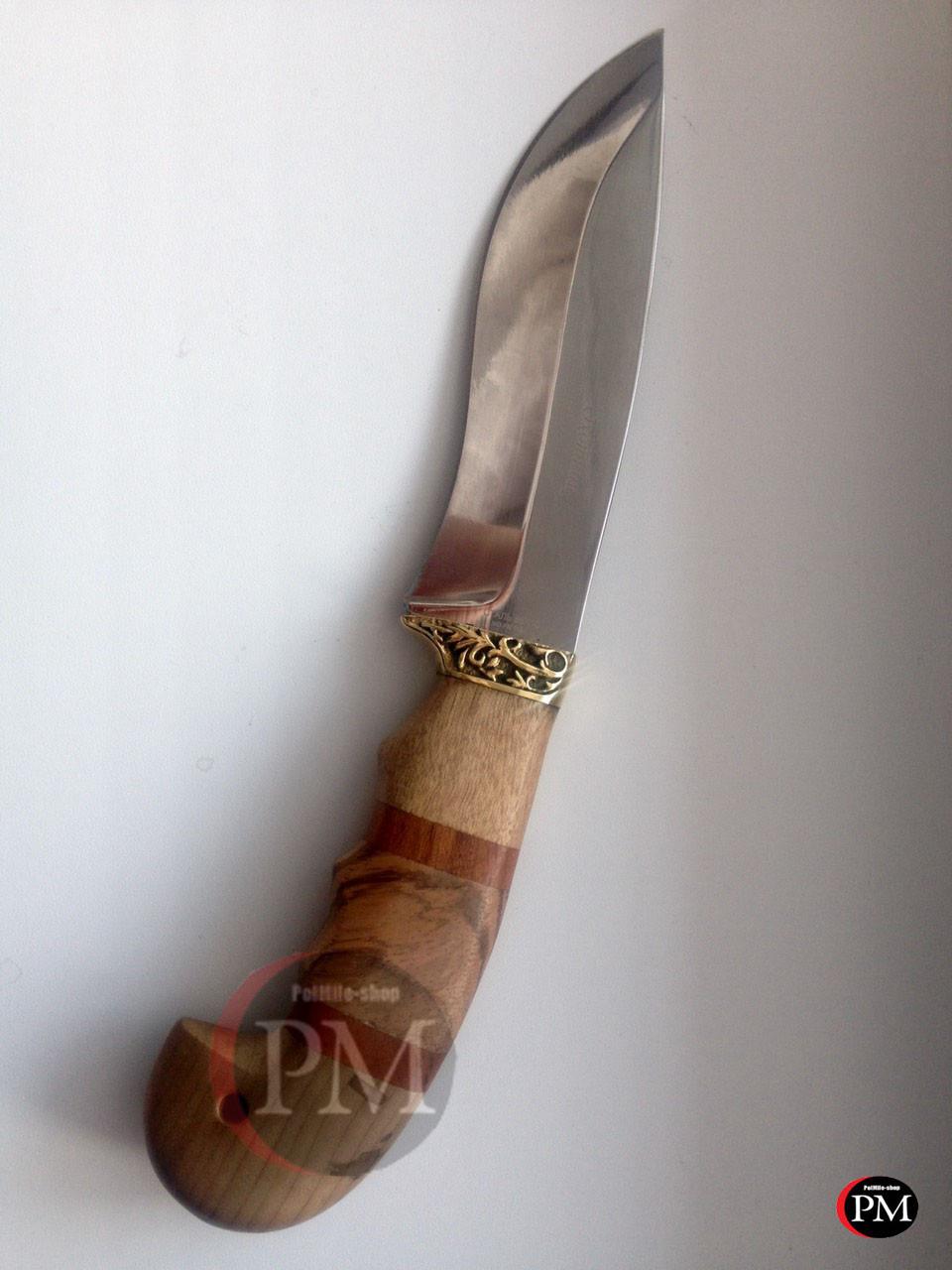 Ніж мисливський Мисливець FB 1858 Елітний ніж Крокодил. Надійний фірмовий ніж