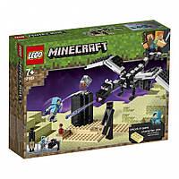 Lego Minecraft Последняя битва 21151, фото 1