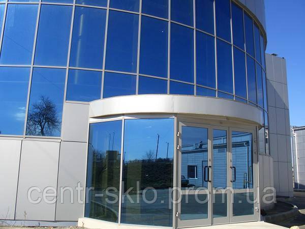 Солнцезащитное (Рефлекторное) стекло
