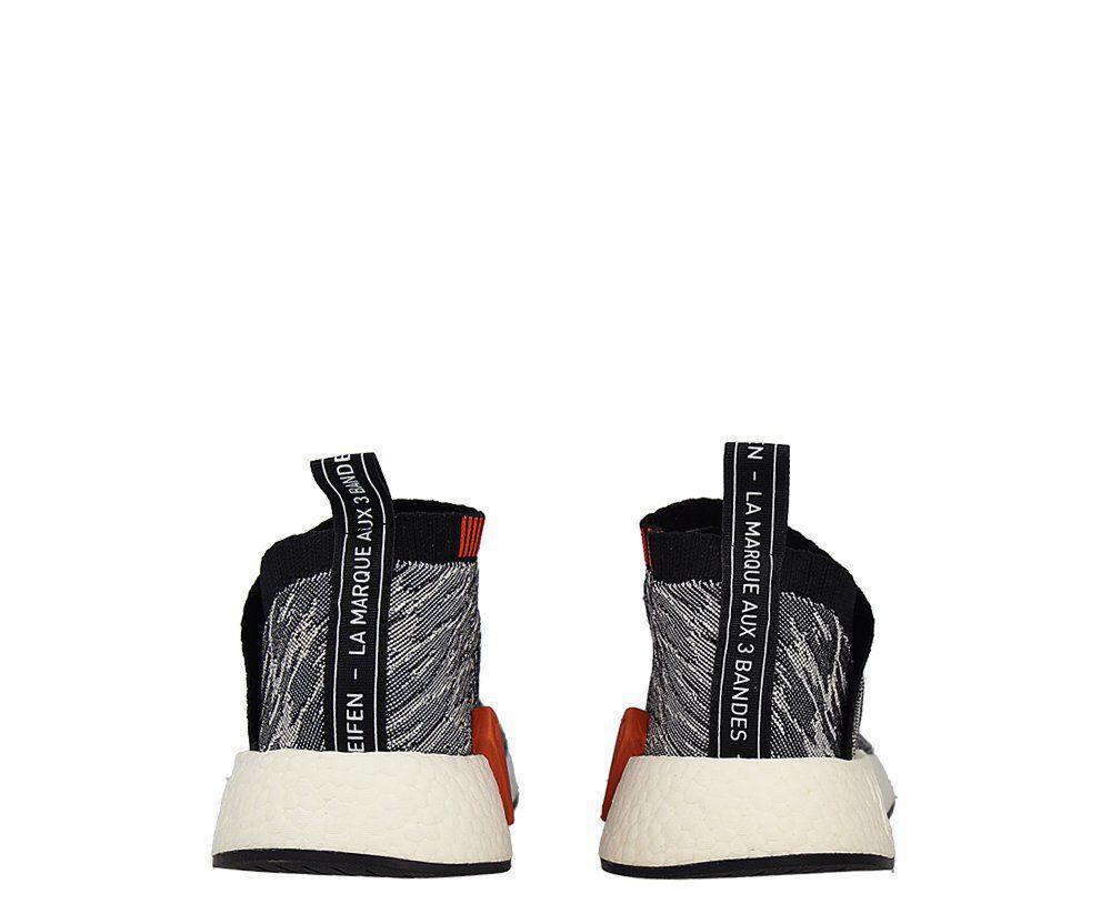 Кроссовки Adidas мужские Кроссовки adidas NMD_CS2 Primeknit - черный(03-01-05) 44, фото 1