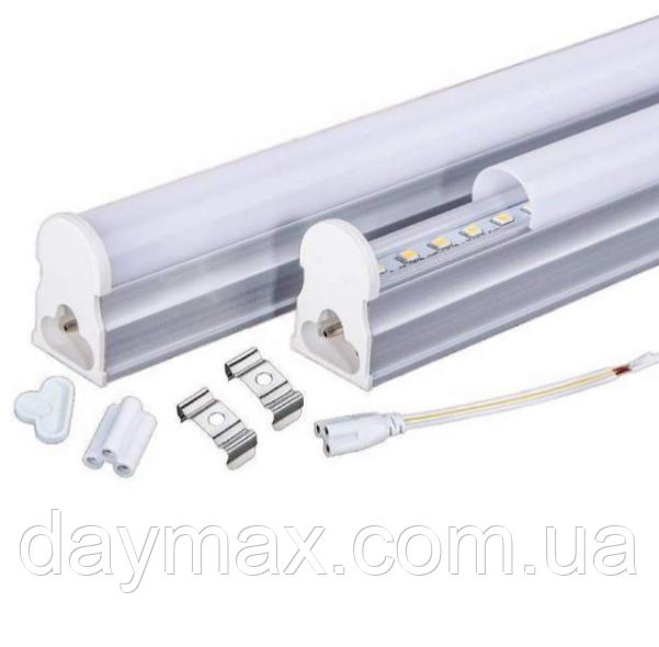 Линейный светодиодный LED светильник ,мебельный Т5 18w 120см LED LIGHT