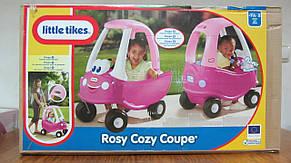 Машинка каталка с крышей розовая Little Tikes 630750, фото 2