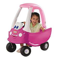 Машинка каталка с крышей розовая Little Tikes 630750