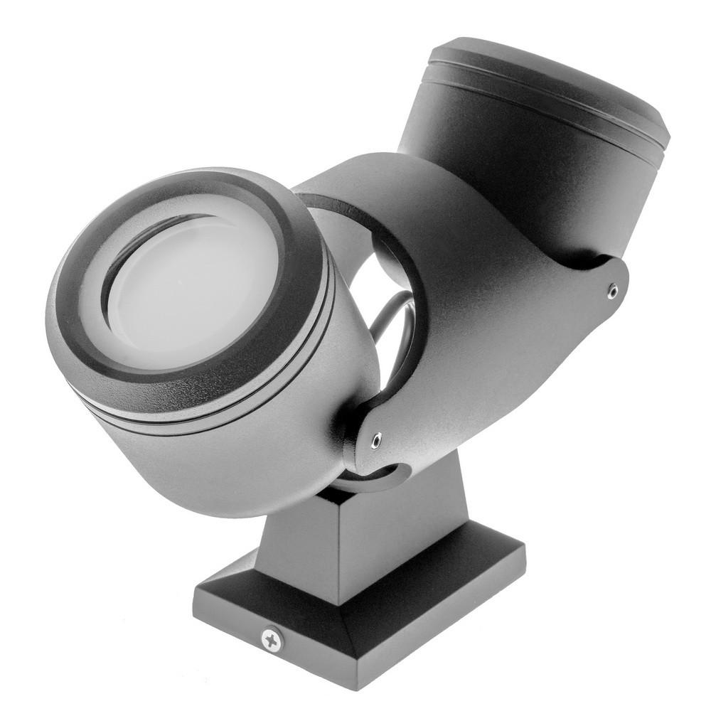 AL-112/2 GU10 BK IP44 подсветка