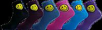 """Жіночі шкарпетки смайл""""lomani"""""""