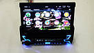 Автомагнитола 1DIN DVD-950 Android GPS с выезным экраном с диском GPS+Android +Wi-Fi+1Gb/16Gb+Bluetooth, фото 2