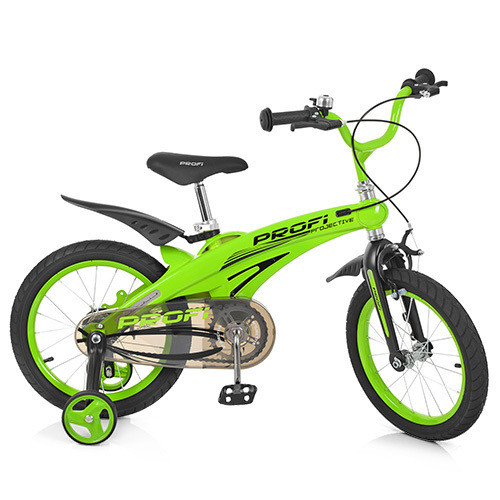 "PROFI Велосипед PROFI Projective 16"" LMG16124 Green (LMG16124)"