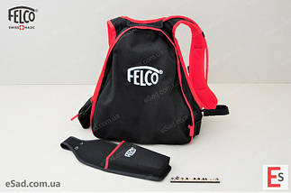 Електросекатор Felcotronic Felco 820 з батареєю і рюкзаком, фото 3